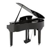 آموزش پیانو خانم